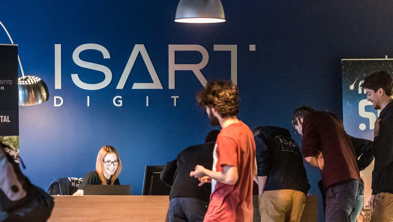 Bienvenue à ISART Montréal