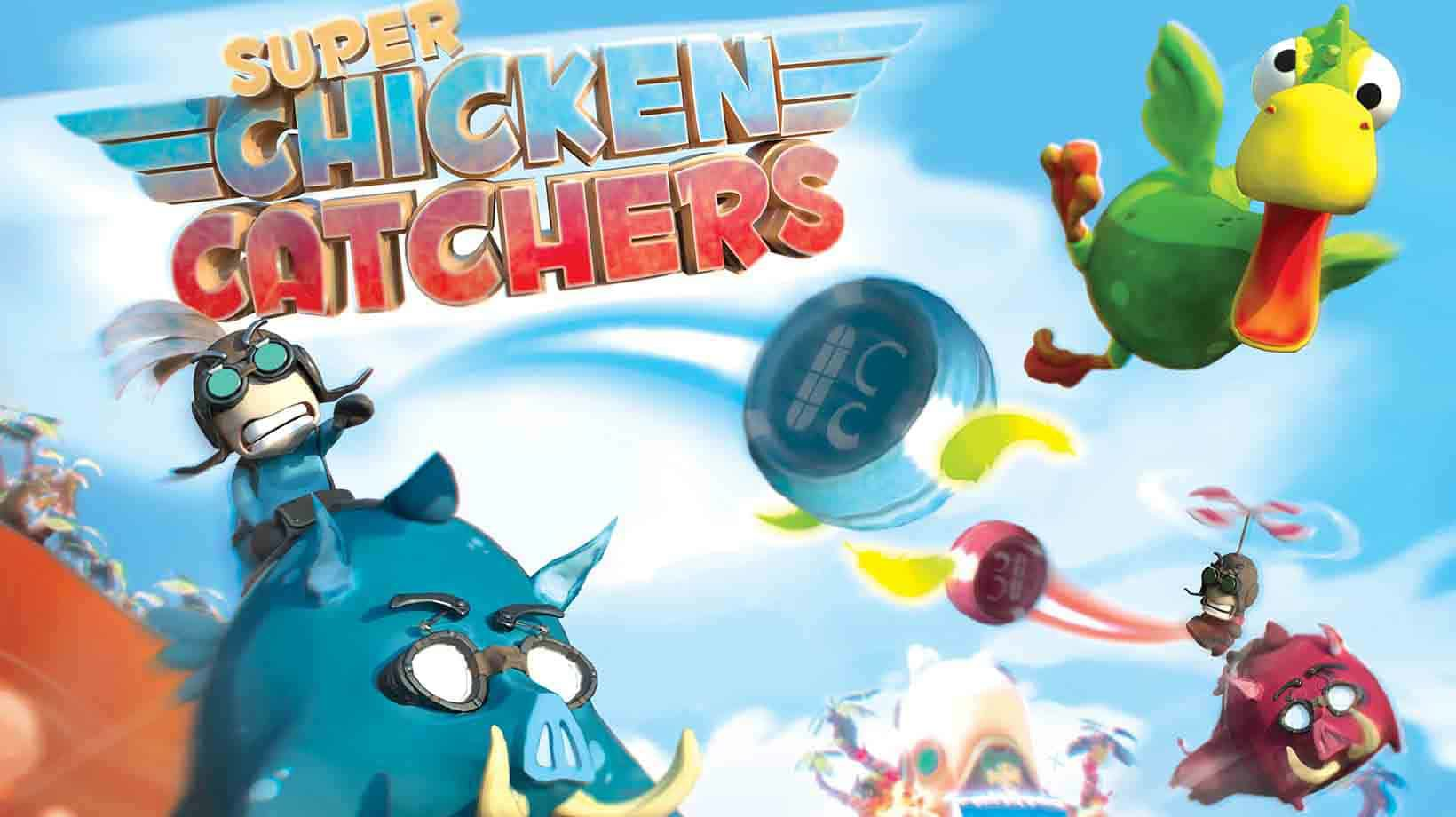 super-chicken-catchers