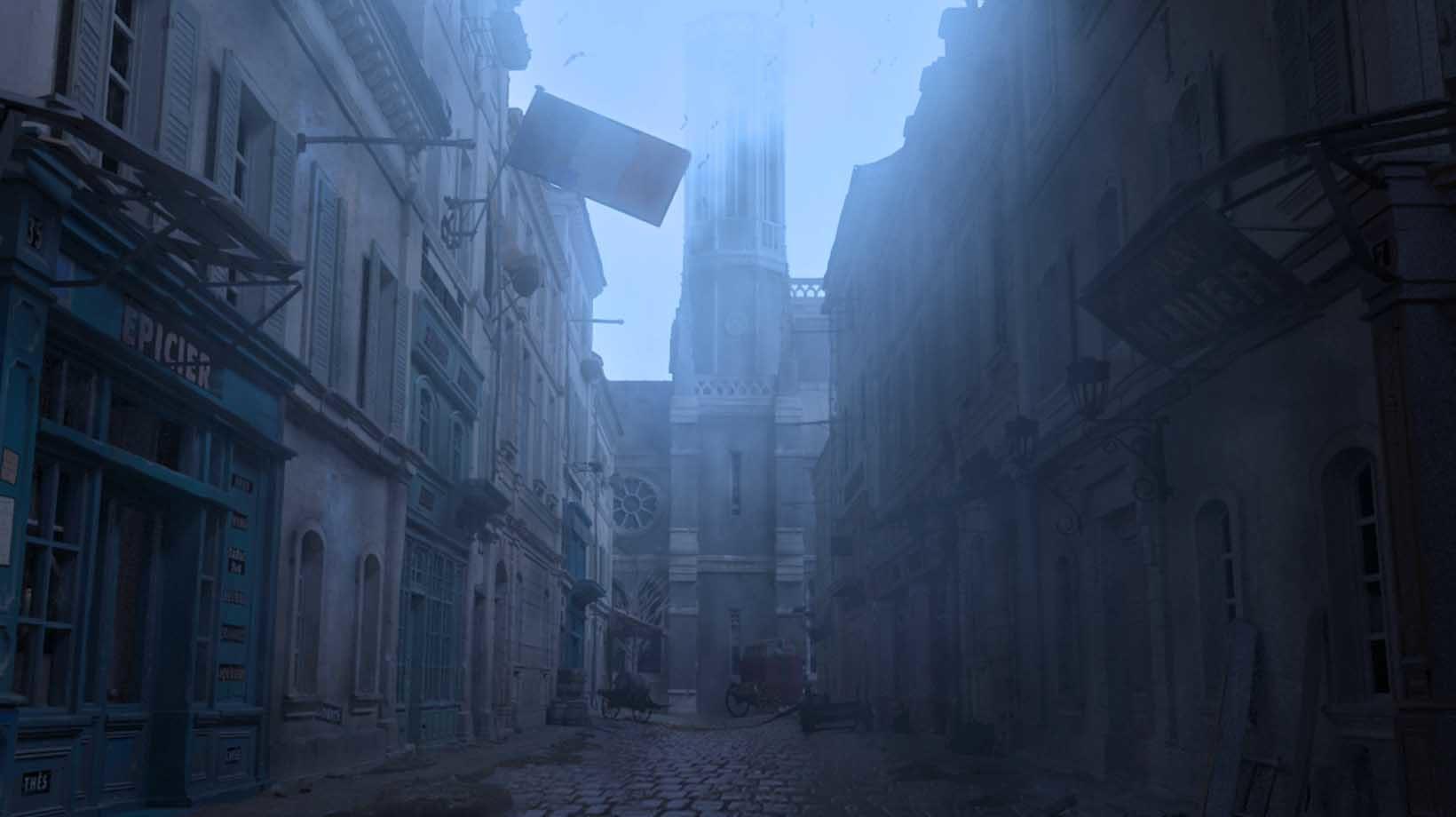 Cinéma Animation 3D-FX - Mastère Année 1