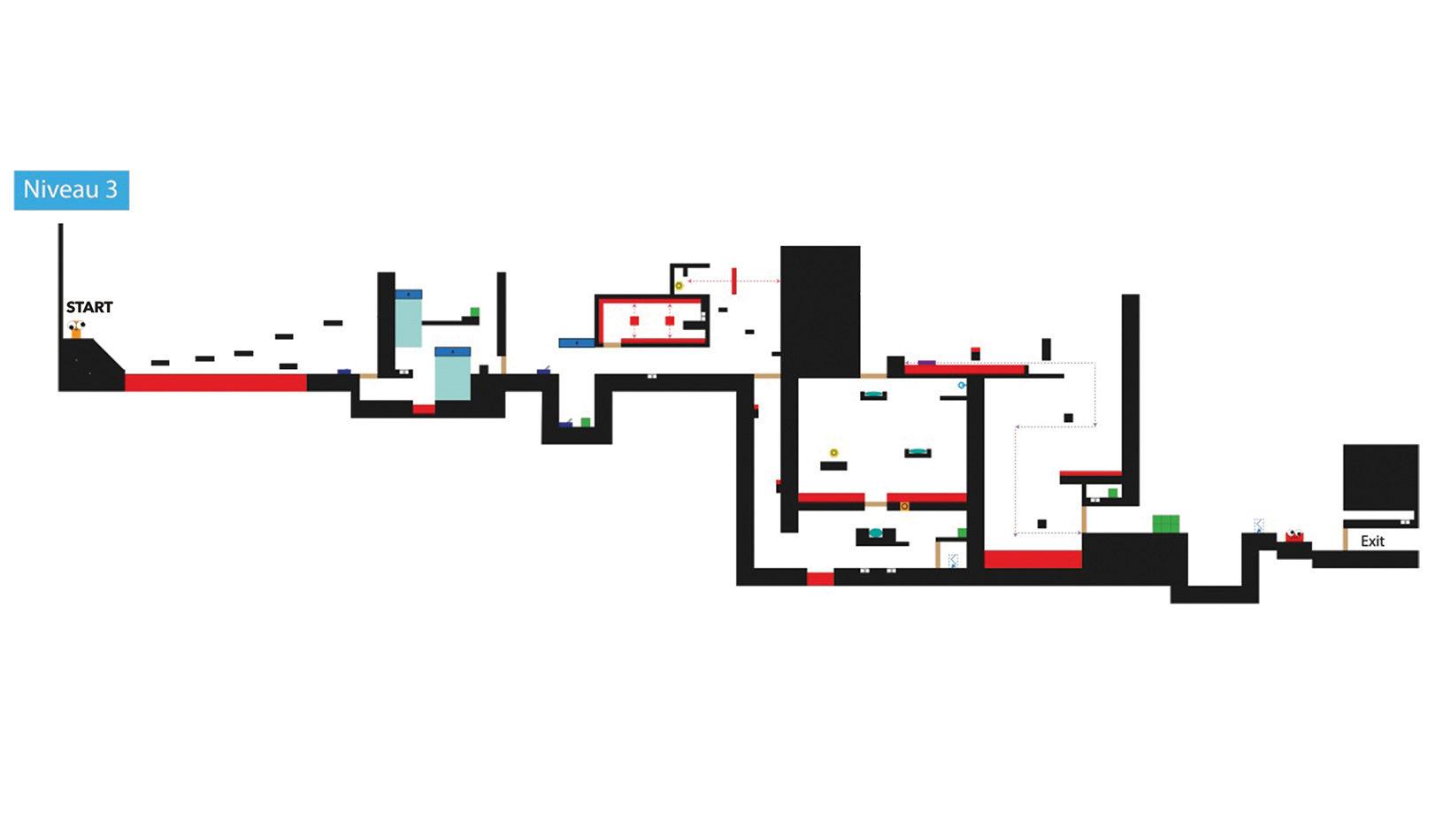 Game Design - Bachelor 3