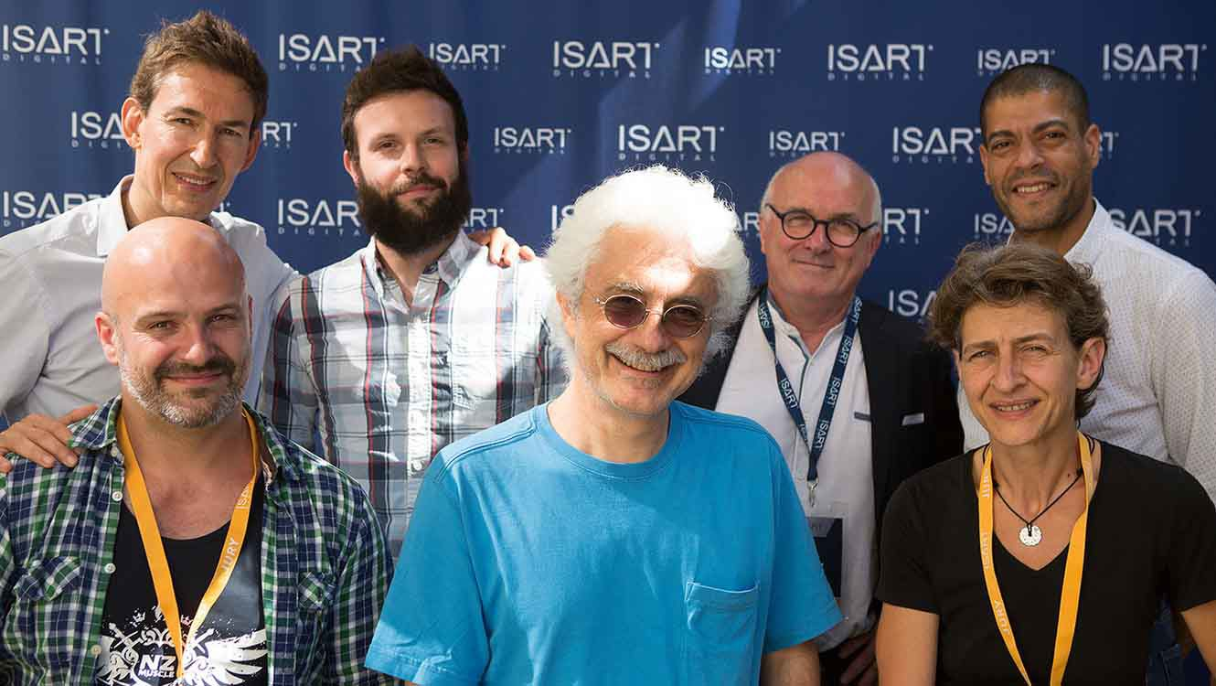 Jury de fin d'année Animation 3D-FX-Music & Sound Design à ISART Paris