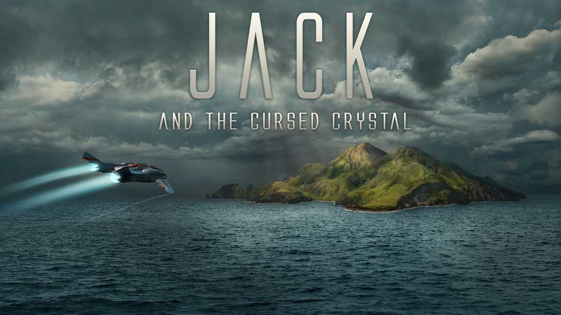 Jack and the cursed crystal