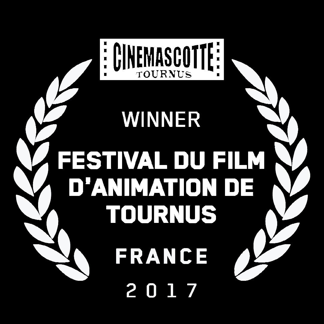 Pastille-Festival du film d'animation de Tournus_france-2017-Winner