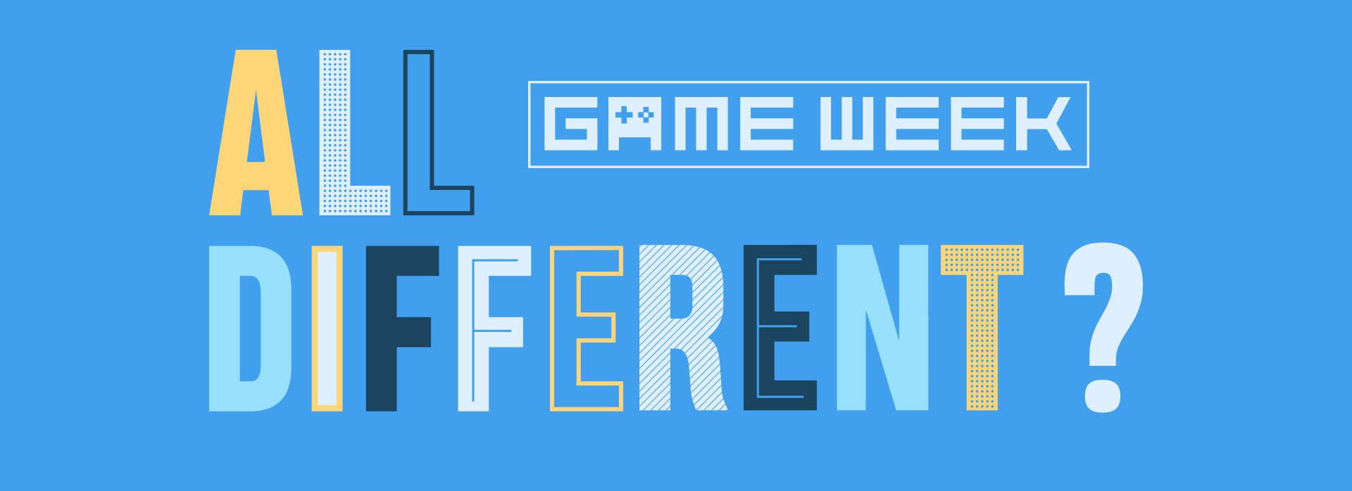 game week 2021